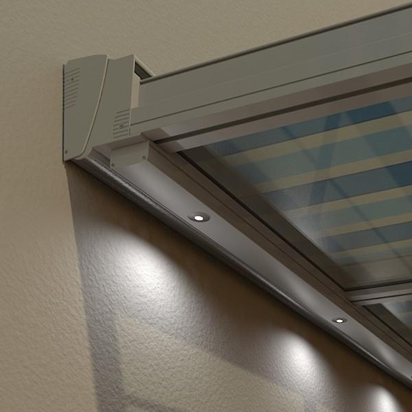 Точечные светодиодные модули для стеклянных крыш Murano